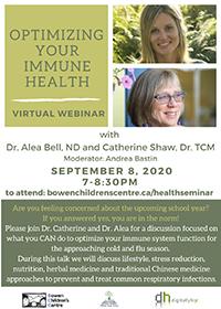 Optimizing Your Immune Health